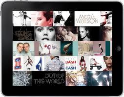 Vogue op iPad