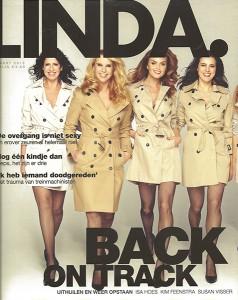 Oplage tijdschriften   LINDA> blijft het goed doen in 2013