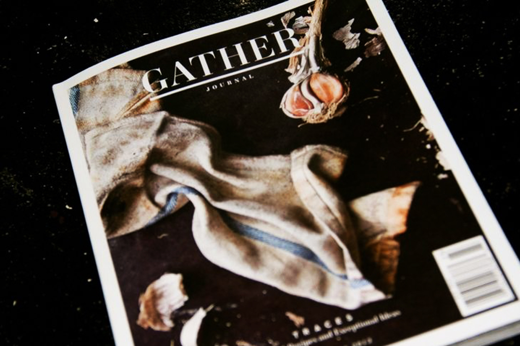 Culinaire indies: Gather journal