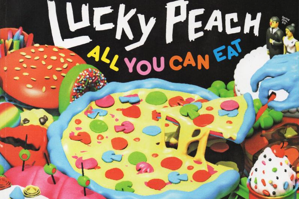 Culinaire indies: Lucky peach