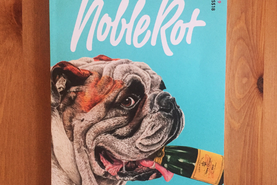 Culinaire indies: noble rot