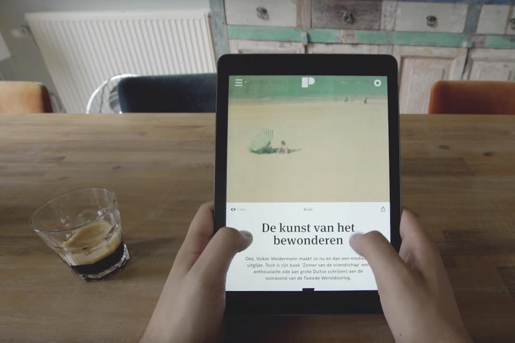 app paper magazine