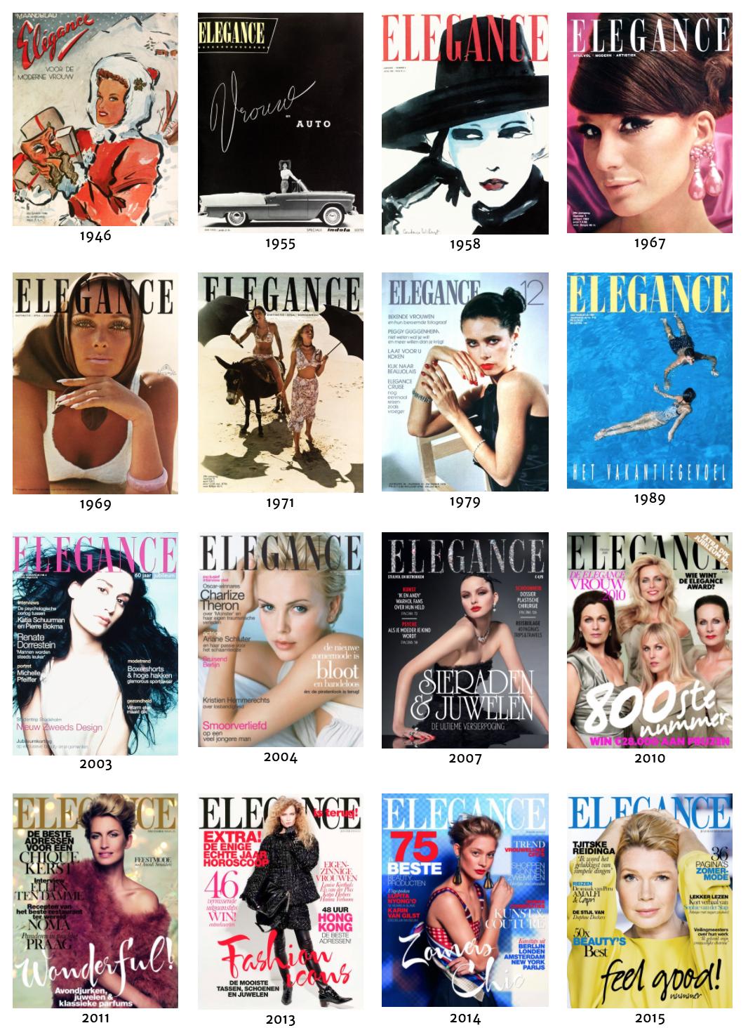 Elegance covers