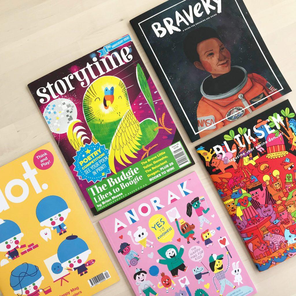 kinder tijdschriften kids magazines