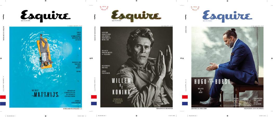 Esquire wint Mercur Artdirection van het Jaar 2018