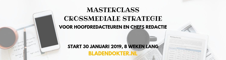 banner masterclass crossmedia 30-1-2019