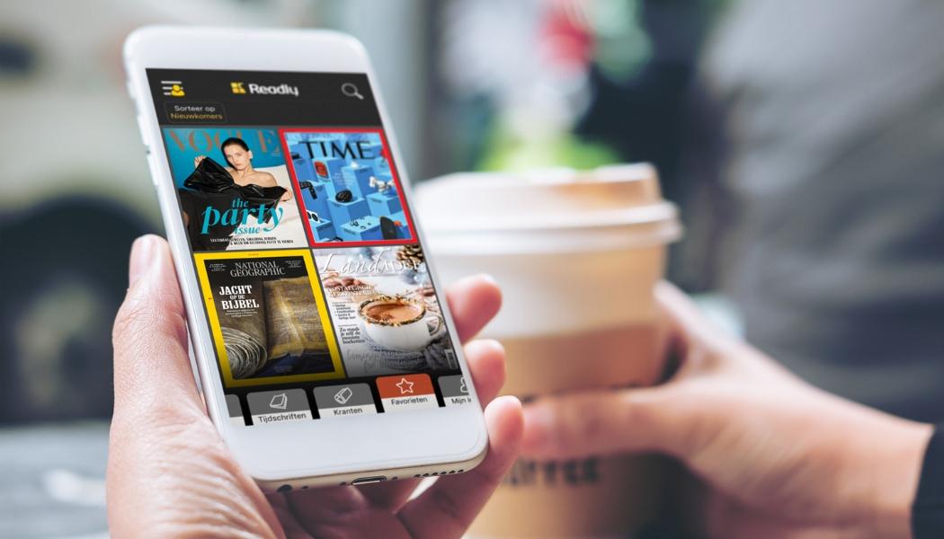 bladendokter header readly digitaal tijdschriften lezen