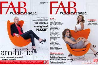 Cover Fab Magazine