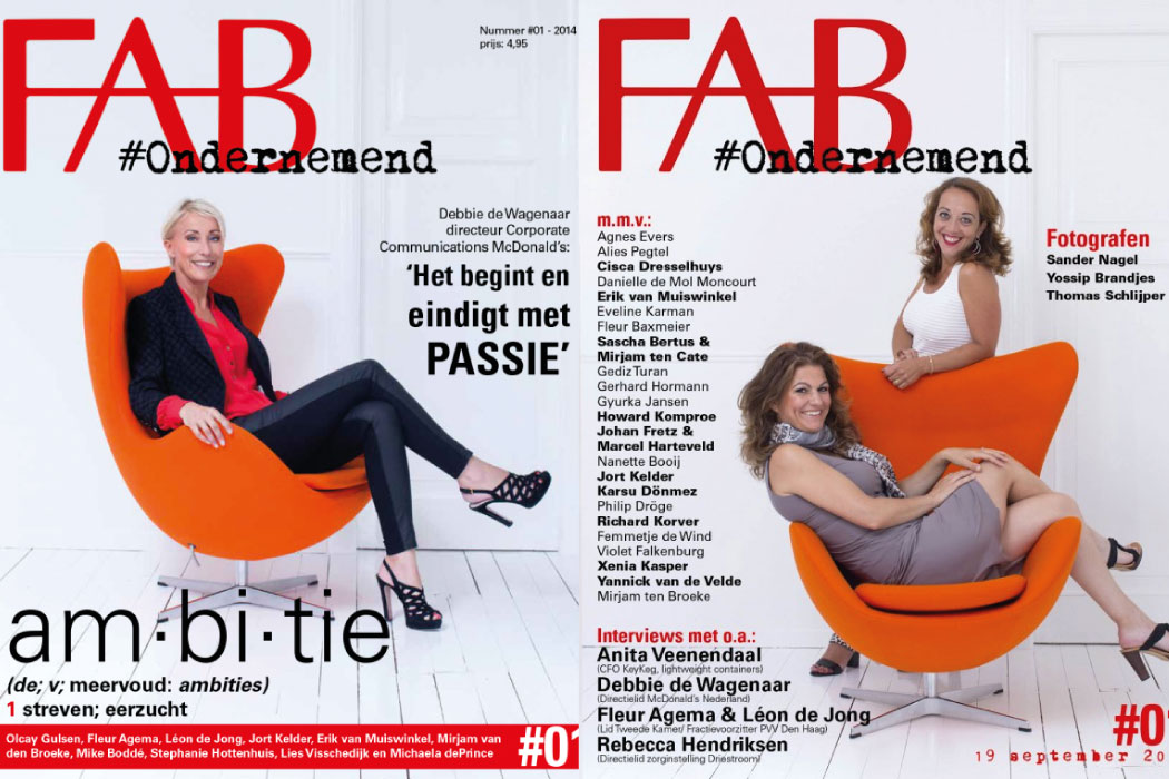 Cover Fab Magazine