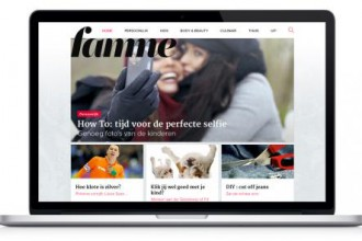 Famme-Homepage