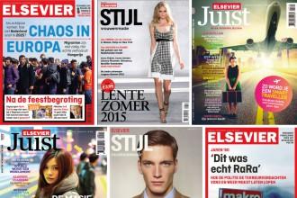 Weekblad Eslevier, Elsevier Stijl en Elsevier Juist