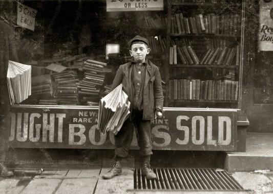 newspaperboy