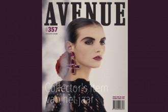 Cover Avenue heruitgave 2015