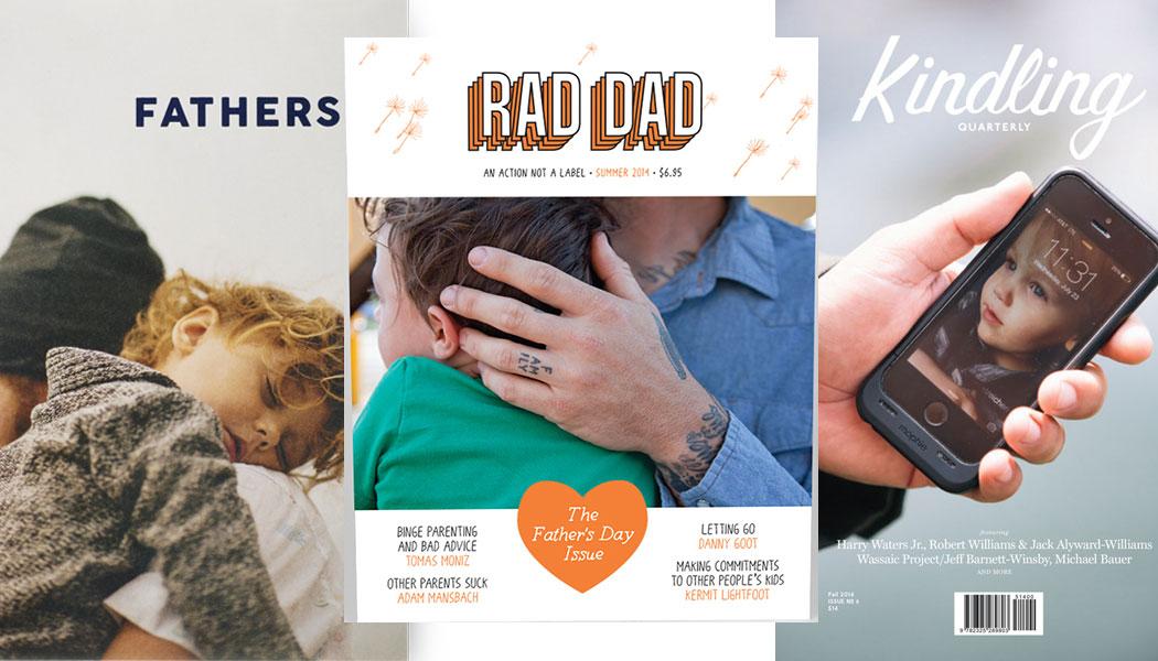 vaderdag tijdschriften bladendokter fathers kindling