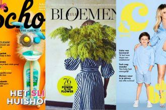 commerciele specials van bekende magazine merken