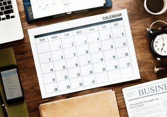 cursus contentkalender