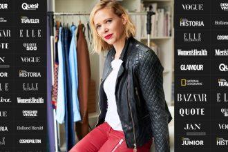 Anne Marije de Vries Lentsch weg bij Cosmopolitan. ze wordt hoofd van Hearst Agency