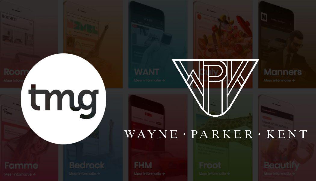 TMG neemt WayneParkerKent over