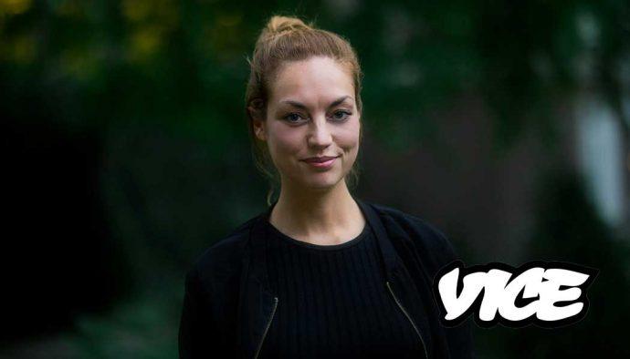Lisette van Eijk hoofdredacteur Vice