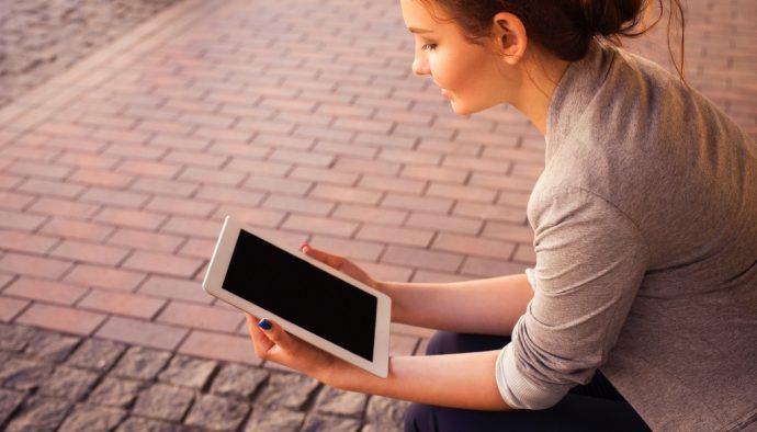 bladendokter header digital reading