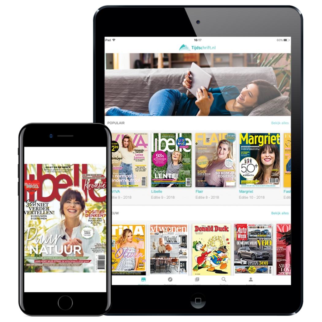 vierkant blog tijdschrift.nl app