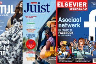 Elsevier weekblad stopt met maandelijkse glossy's