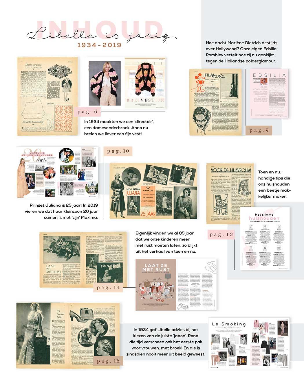 Inhoud Libelle 85 jaar remake 1934