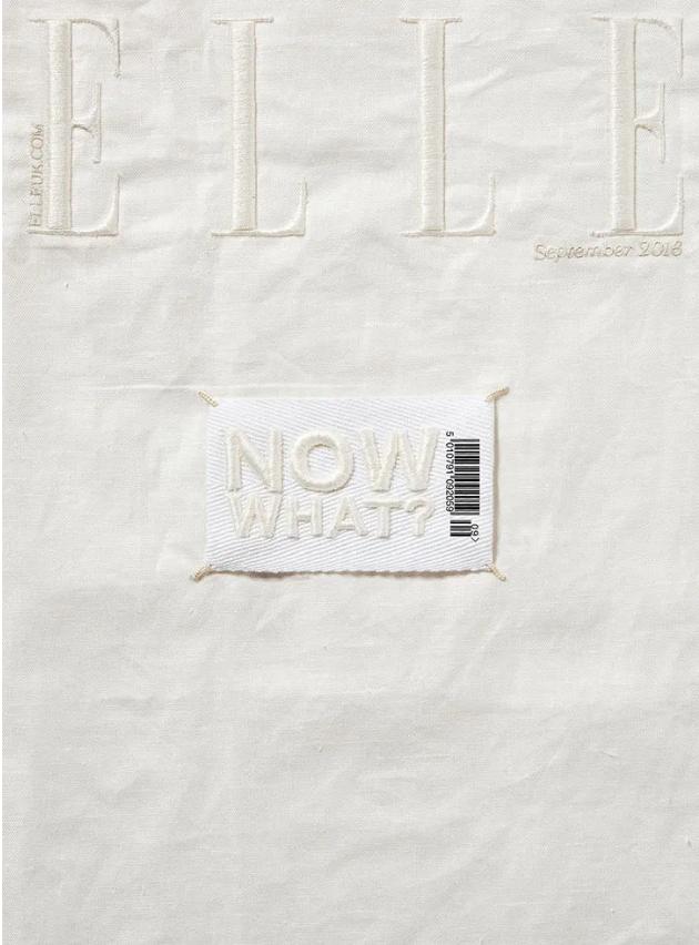 Cover Elle UK
