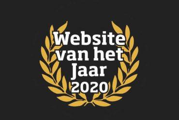 Margriet.nl, Tishiergeenhotel.nl en indebuurt.nl winnen website van het jaar 2020