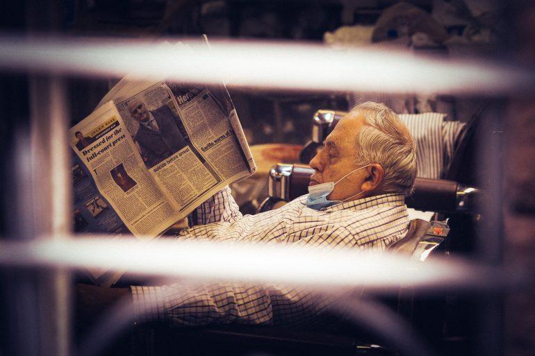 De coronacrisis heeft geleid tot digitalisering in de media