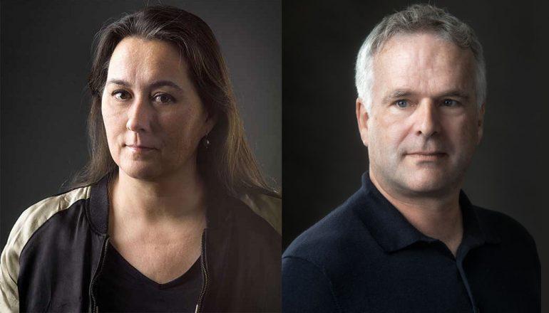 Carolien Vader en Jonas Nouwen van Bladendokter