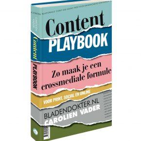 Content Playbook van Carolien Vader - Bladendokter