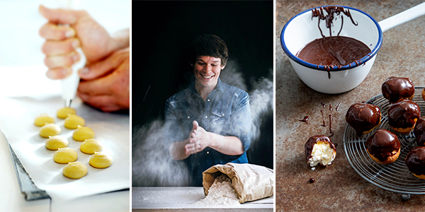het culianire tijdschrift delicious organiseert masterclasses en kooklessen via Zoom